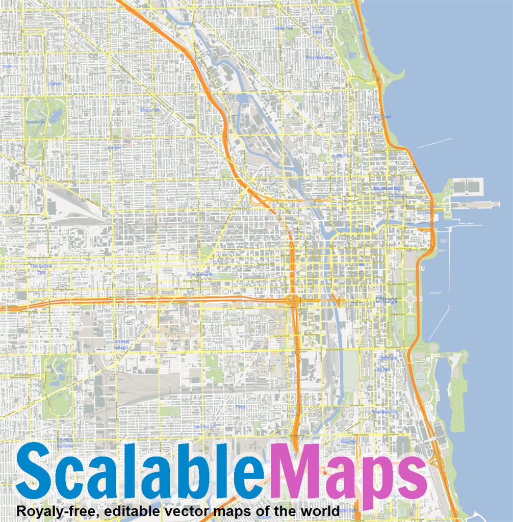 Vector map of Chicago (center) (gmap theme) in AI and PDF formats on chicago outline, chicago history, chicago poster, chicago word, chicago traffic, chicago bean, chicago aerial view, chicago skyline, chicago attractions, chicago area, chicago region, chicago people, chicago flag, chicago transportation, chicago illinois, chicago visiting places, chicago events, chicago neighborhoods, chicago city, chicago weather,