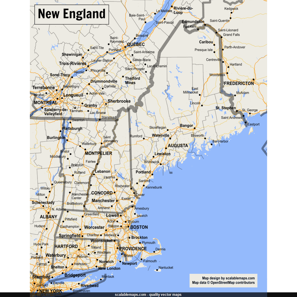 Vector map of Connecticut (gmap-reg2m theme) in AI and SVG formats on