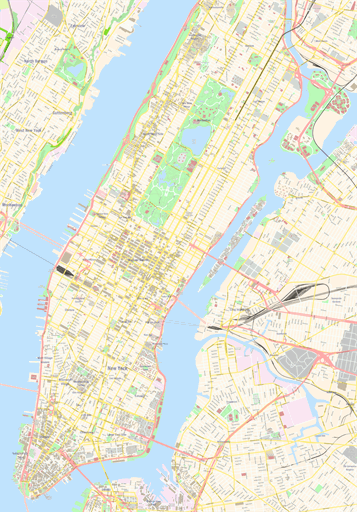 ScalableMaps: Vector maps of New York (PDF, AI)