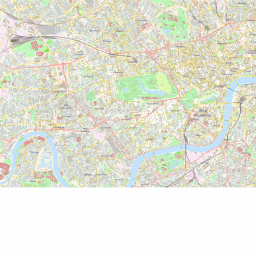 London City Map Pdf.Vector Map Of London Center Street Theme In Ai And Pdf Formats