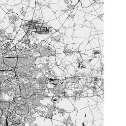 Paris Map Black And White.Scalablemaps Vector Map Of Paris Black White No Labels Theme